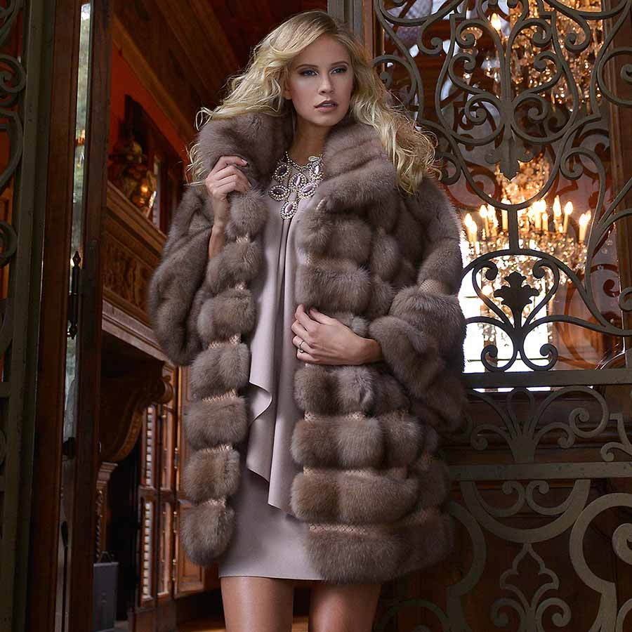Dan Sharp Luxury Furs | Fur Coats Denver | Vintage Luxury Outerwear